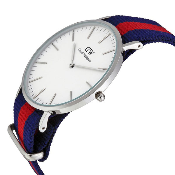 Daniel Wellington Men's Oxford 40mm Watch 0201DW - 1820 Watches