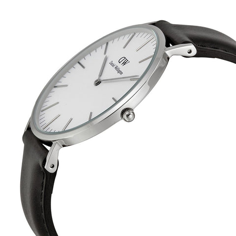 Daniel Wellington Men's Sheffield 40mm Watch 0206DW