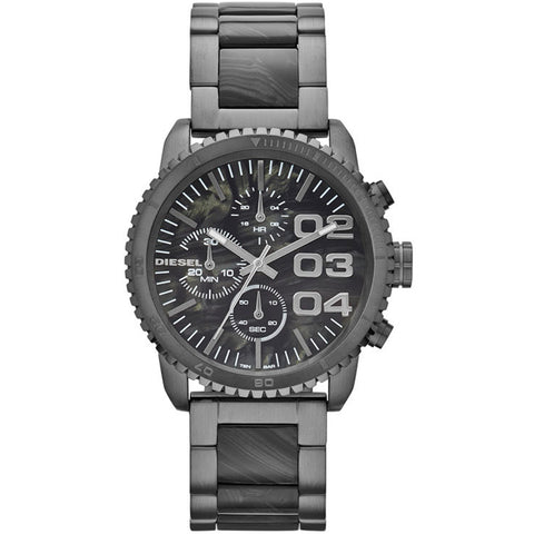 Diesel Men's Double Down Chronograph Watch DZ5388