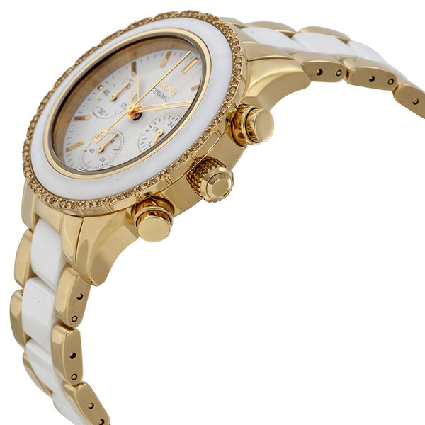 DKNY Ladies' Chambers Chronograph Watch NY8830 - 1820 Watches