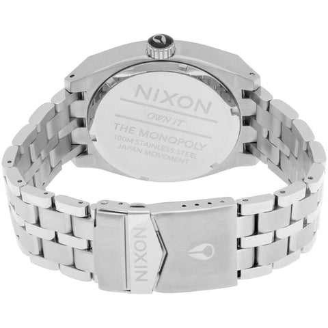 Nixon Men's Monopoly Watch A325-1519