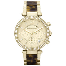 df7bbb757102 Michael Kors Ladies Parker Chronograph Watch MK6055 - 1820 Watches
