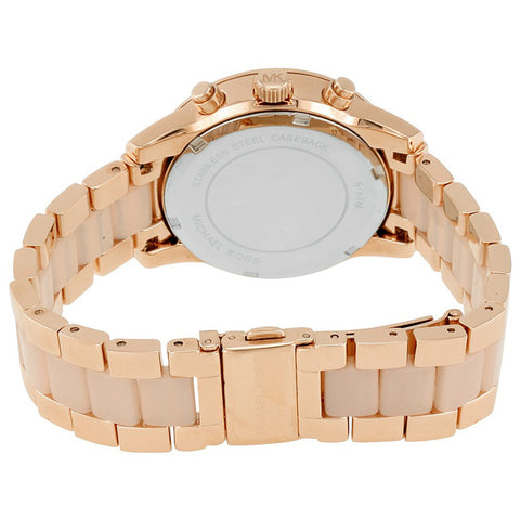 Michael Kors Ladies Ritz Chronograph Watch MK6307
