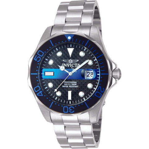 Invicta  Pro Diver 14702  Stainless Steel  Watch