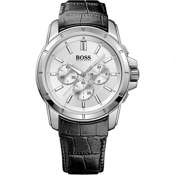 Hugo Boss Men's Chronograph Watch 1512927 - 1820 Watches