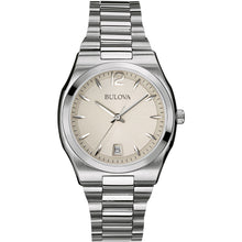 Bulova Ladies'  Stainless Steel Watch 96M126