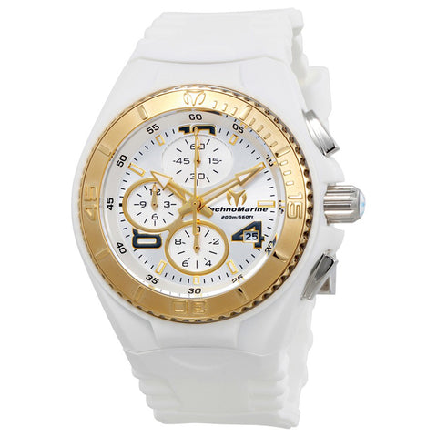 Technomarine Ladies' Cruise JellyFish Chronograph Watch 115103