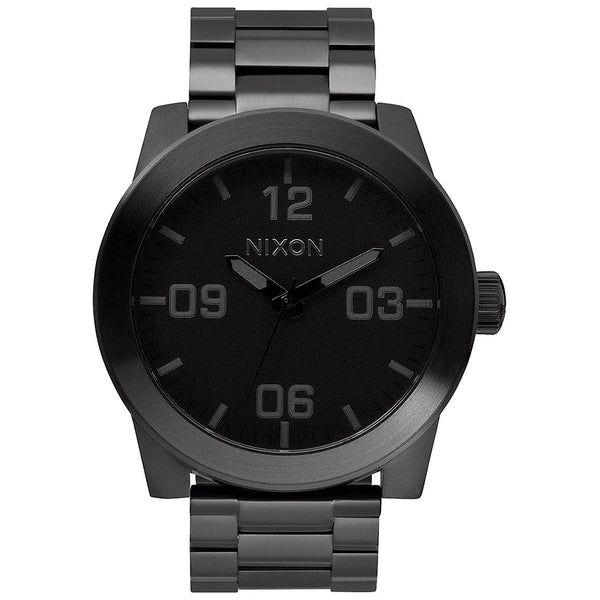 Nixon Men's Corporal Black Watch A346001