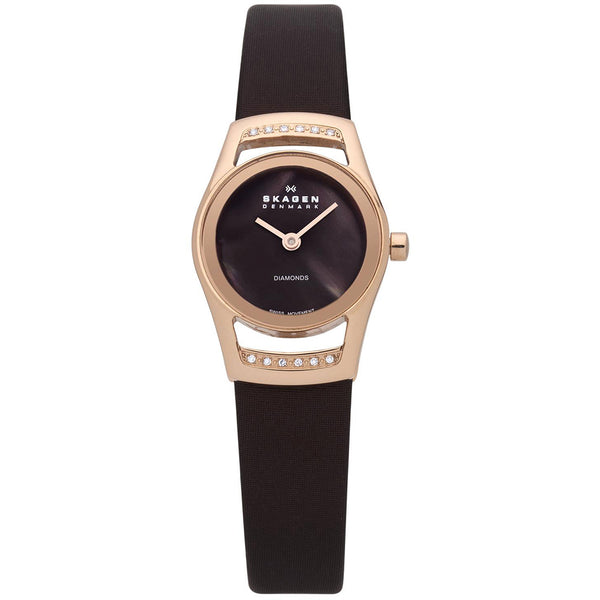 Skagen Ladies' Black Label Cocktail Watch 982SRLD