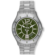 Swatch Men's In a Green Mode Watch YTS407G