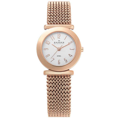 Skagen Ladies' Quartz Watch 107SRR1