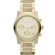 Michael Kors Ladies' Runway Chronograph Watch MK5660