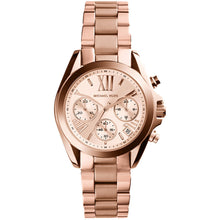 Michael Kors Ladies' Mini Bradshaw Chronograph Watch MK5799