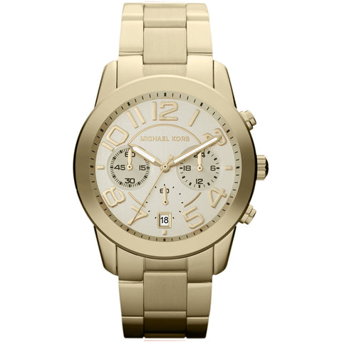 Michael Kors Ladies' Mercer Chronograph Watch MK5726