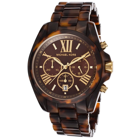 Michael Kors Ladies' Bradshaw Chronograph Watch MK5839