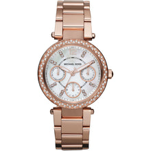 Michael Kors Ladies Mini Parker Chronograph Watch MK5616