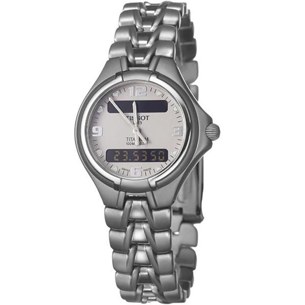 Tissot Ladies' T-Classic Chronograph Watch T65718831