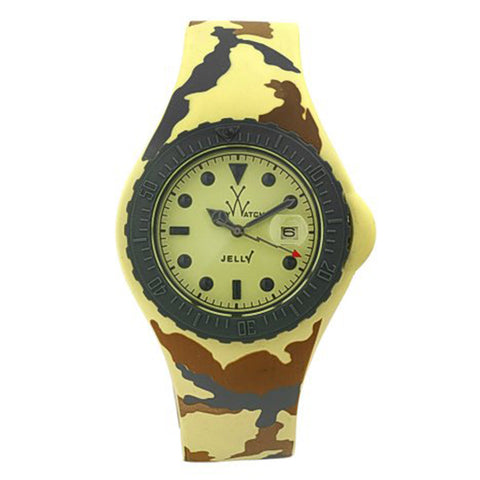 Toy Watch Ladies' Jelly Army Watch JYA03SY