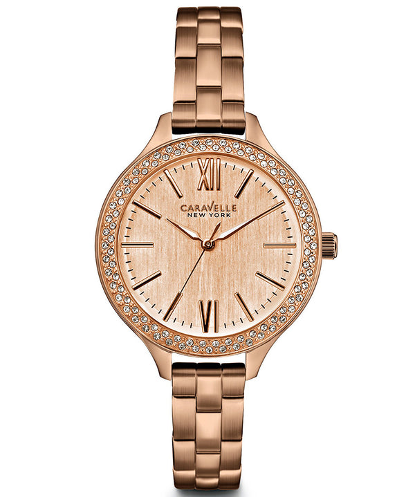 Caravelle New York Ladies' Carla 44L125 - 1820 Watches