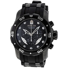 Invicta Men's Pro Diver 6986  Stainless Steel, Silicone Chronograph  Watch