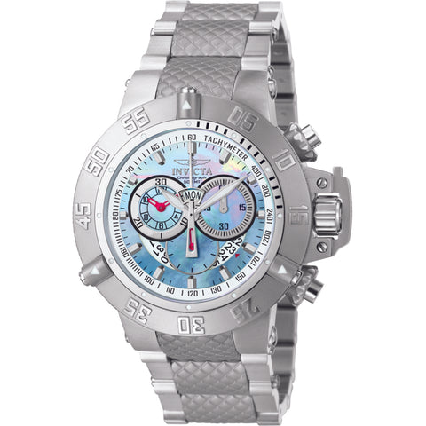 Invicta  Subaqua 4568  Stainless Steel Chronograph  Watch
