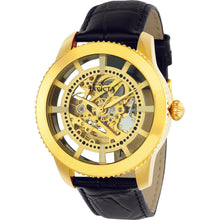 Invicta  Vintage 22571  Leather  Watch