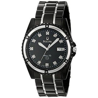 Bulova Men's Marine Star Watch 98D107 - 1820 Watches