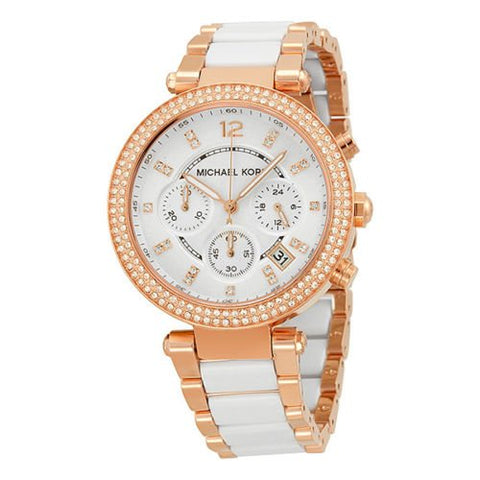 Michael Kors Ladies' Parker Chronograph Watch MK5774