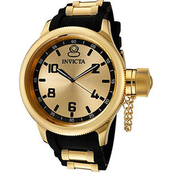 Invicta  Russian Diver 1438  Polyurethane, Stainless Steel  Watch