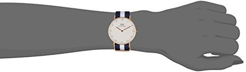 Daniel Wellington Ladies' Glasgow 34mm Watch 0953DW