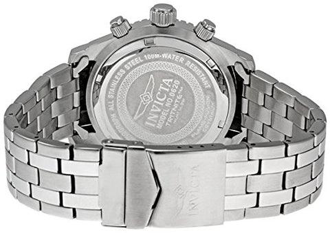 Invicta  Specialty 0620  Stainless Steel Chronograph  Watch