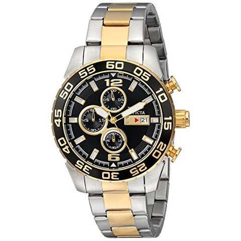 Invicta  Specialty 1015  Stainless Steel Chronograph  Watch