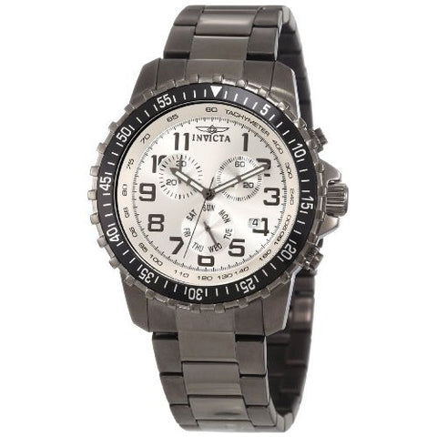Invicta  Specialty 11370  Stainless Steel Chronograph  Watch