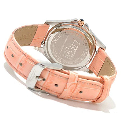 Invicta  Angel 12544  Leather Chronograph  Watch