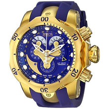 Invicta Reserve 14465 Stainless Steel, Polyurethane Chronograph Watch