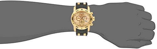 Invicta  Pro Diver 17884  Stainless Steel, Polyurethane Chronograph  Watch