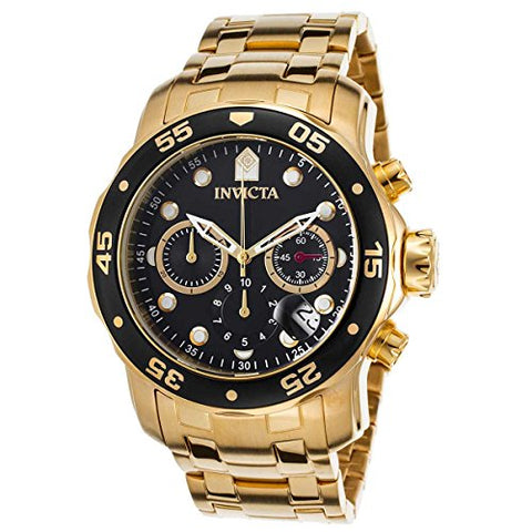 Invicta  Pro Diver 21922  Stainless Steel Chronograph  Watch