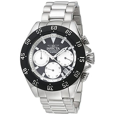Invicta  Speedway 22396  Stainless Steel Chronograph  Watch