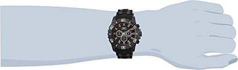 Invicta  Pro Diver 22560  Silicone, Stainless Steel Chronograph  Watch