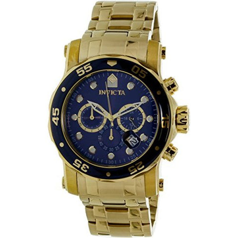 Invicta  Pro Diver 23651  Stainless Steel Chronograph  Watch