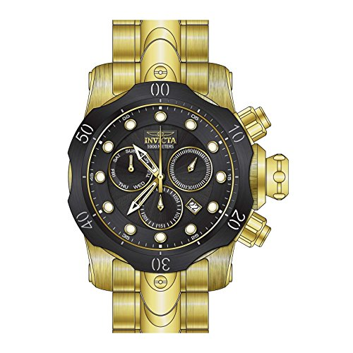Invicta  Venom 23892  Stainless Steel Chronograph  Watch