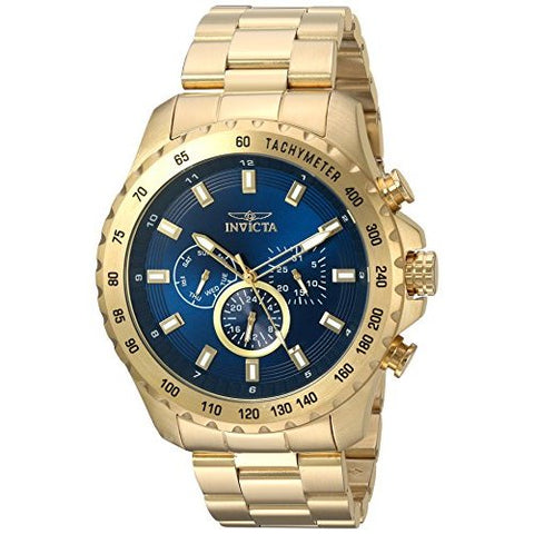 Invicta  Speedway 24213  Stainless Steel Chronograph  Watch
