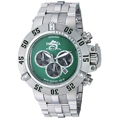 Invicta  Subaqua 24449  Stainless Steel Chronograph  Watch