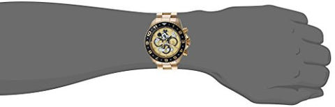 Invicta  Disney Limited Edition 24955  Stainless Steel Chronograph  Watch