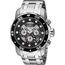 Invicta  Pro Diver 25331  Stainless Steel Chronograph  Watch
