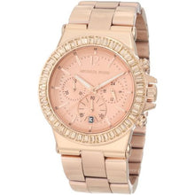 Michael Kors Women's Dylan Rose-Tone Watch MK5412