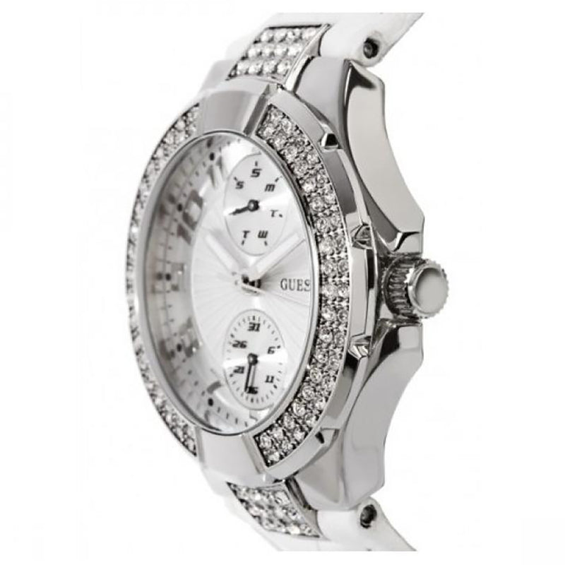 Guess Ladies' Prism Chronograph Watch I14503L1 - 1820 Watches