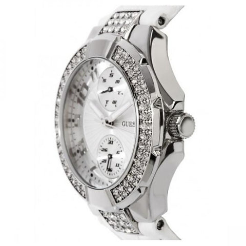 Guess Ladies' Prism Chronograph Watch I14503L1