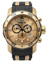 Invicta  Pro Diver 17885  Stainless Steel, Polyurethane Chronograph  Watch