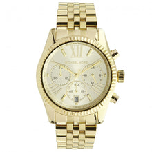 Michael Kors Ladies' Lexington Chronograph Watch MK5556